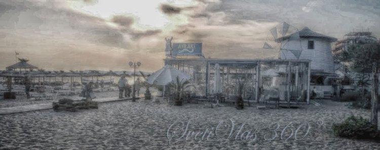 Кафе на пляже Святого Власа, Aeraki