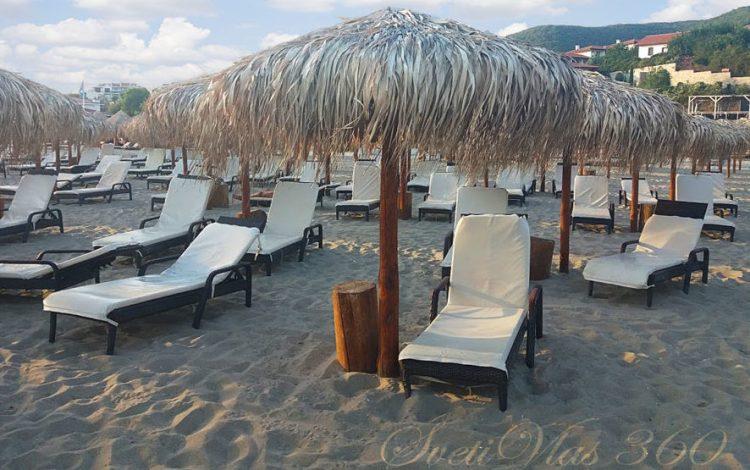 Пляжи Святого Власа