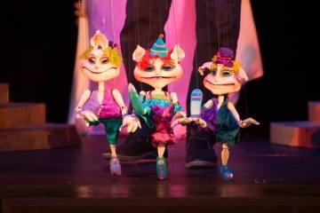 Международный фестиваль кукол в Бургасе