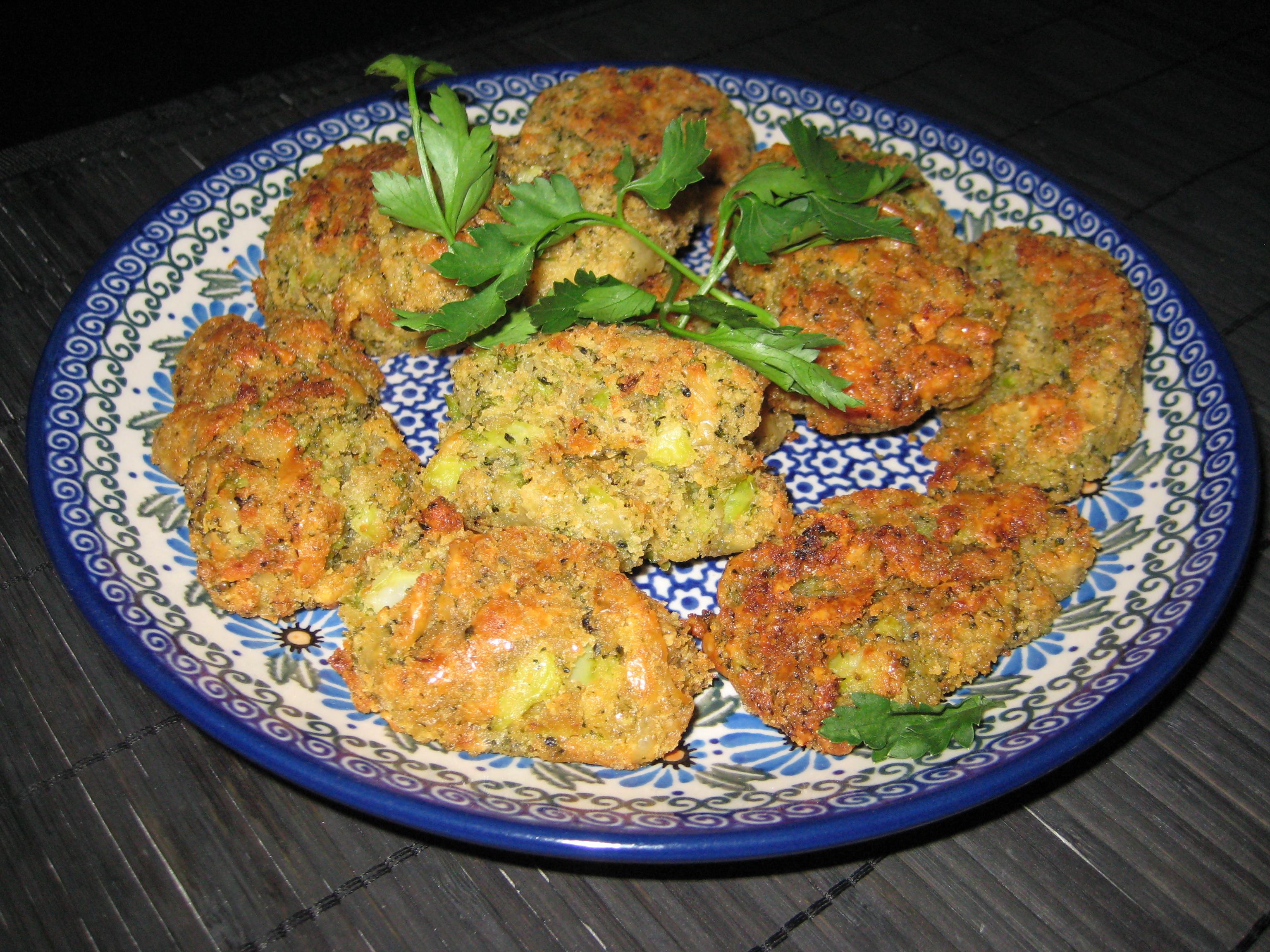 Brokkoli-Käse-Nuggets