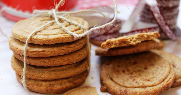 Schnelle Spekulatius Cookies