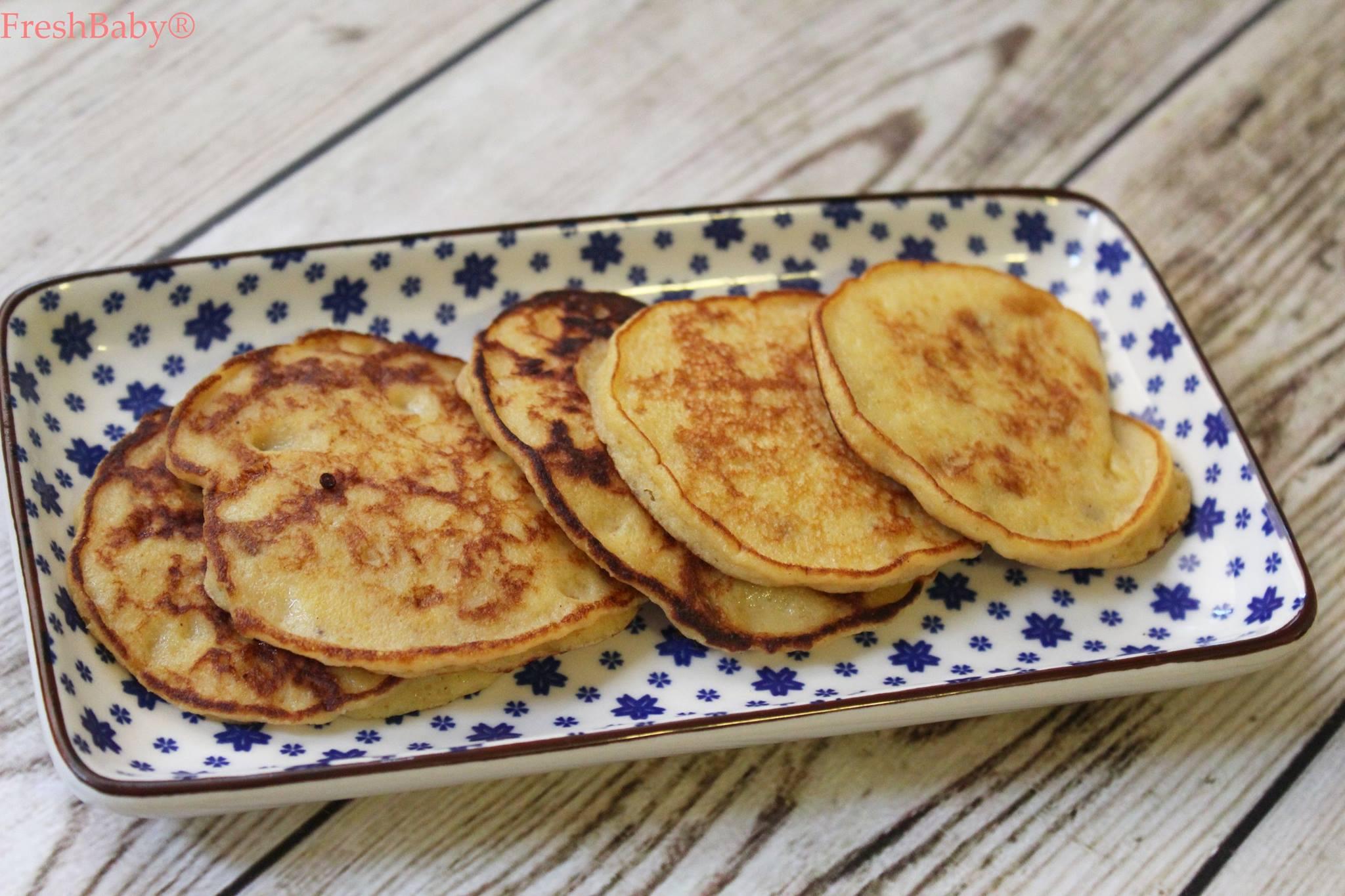 Bananen Pancakes glutenfrei