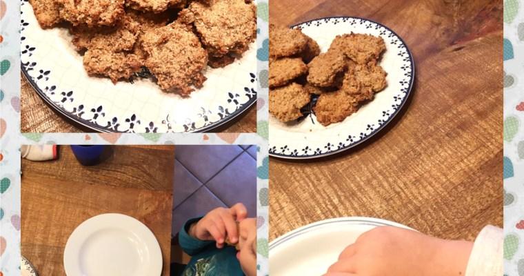 Müsli to go: Leckere Kekse zum Frühstück