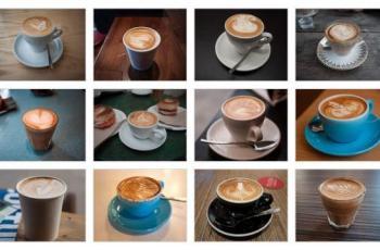 Чашки кафе