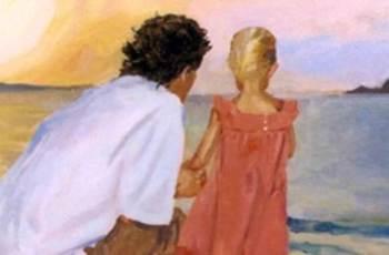Притча защо татковците обичат дъщерите