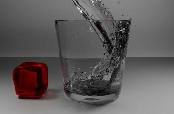 Притча за житейските трудности или оставете чашата