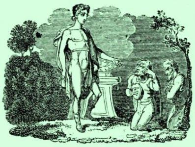 Сребролюбецът и завистливият