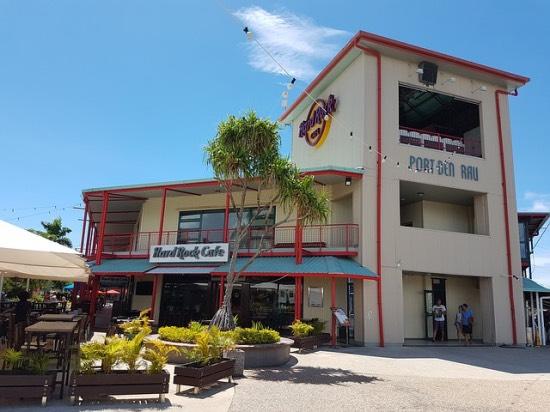 Hard Rock Café na Fidži