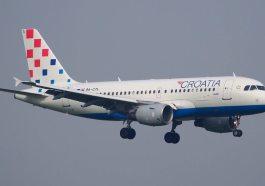 letadlem do chorvatska