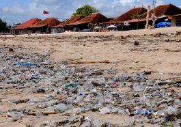 Odpad na Bali