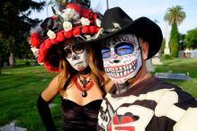 Den mrtvých v Mexiku