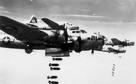 Americké bombadéry B-17
