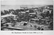 Togo v roce 1903 pod správou Německa