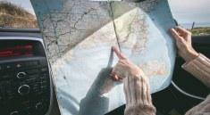 hledání v mapě