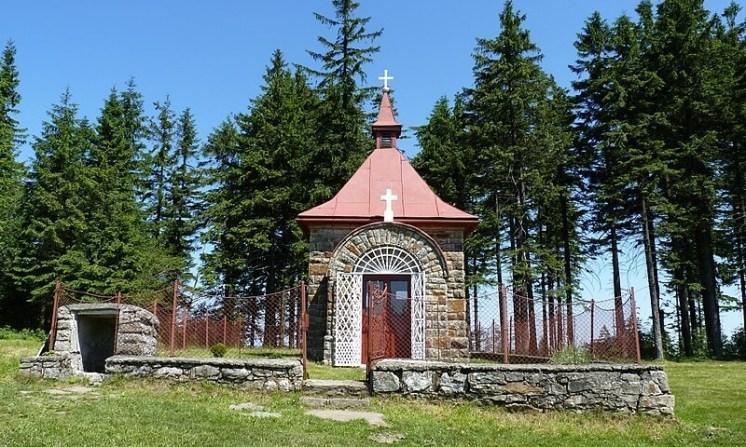 Muřínkový vrch (kaple)