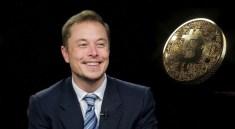 Musk a bitcoin