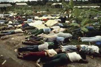 Sebevražda v Jonestownu
