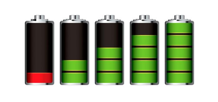 Απόρριψη μπαταρίας
