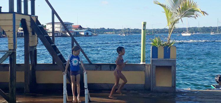 Fun things for sailing kids
