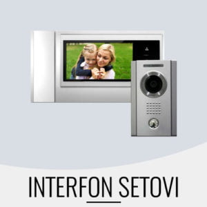 Interfon setovi