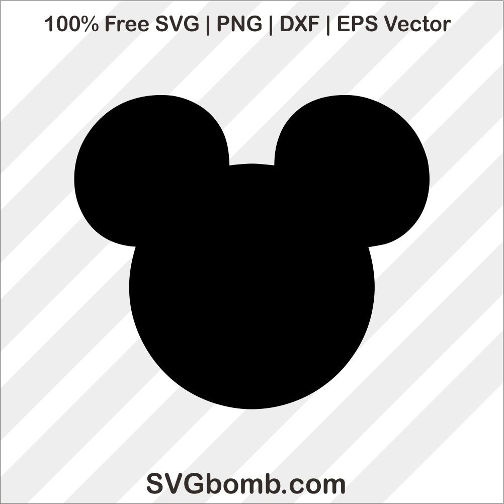 Download View Free Mickey Mouse Svg Cut Files Images Free SVG files ...