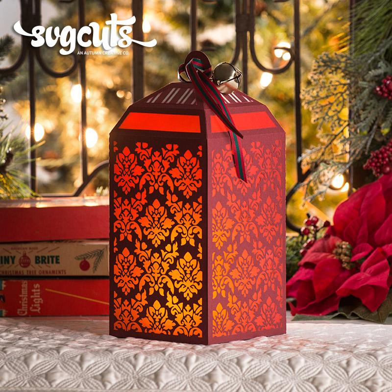Free Gift Mistletoe Manor SVG Kit Blog