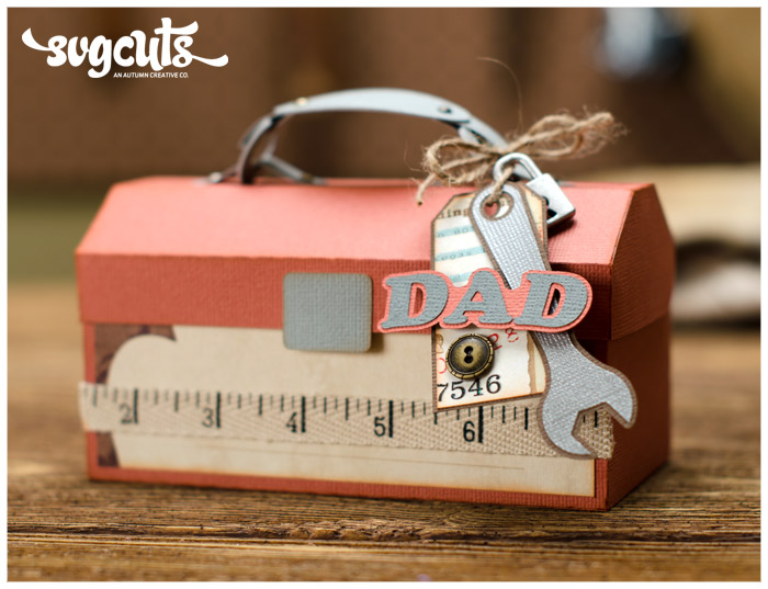 My Day With Dad SVG Kit Blog