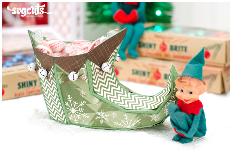 Santas Helpful Elves SVG Kit Blog