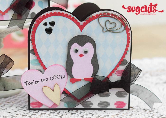 Valentines Day Card Trio By Corri Garza Blog