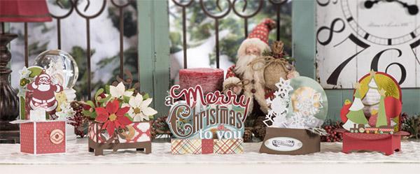 Christmas Box Cards SVG Kit Blog