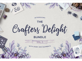 Crafter's Delight Bundle Vol. III