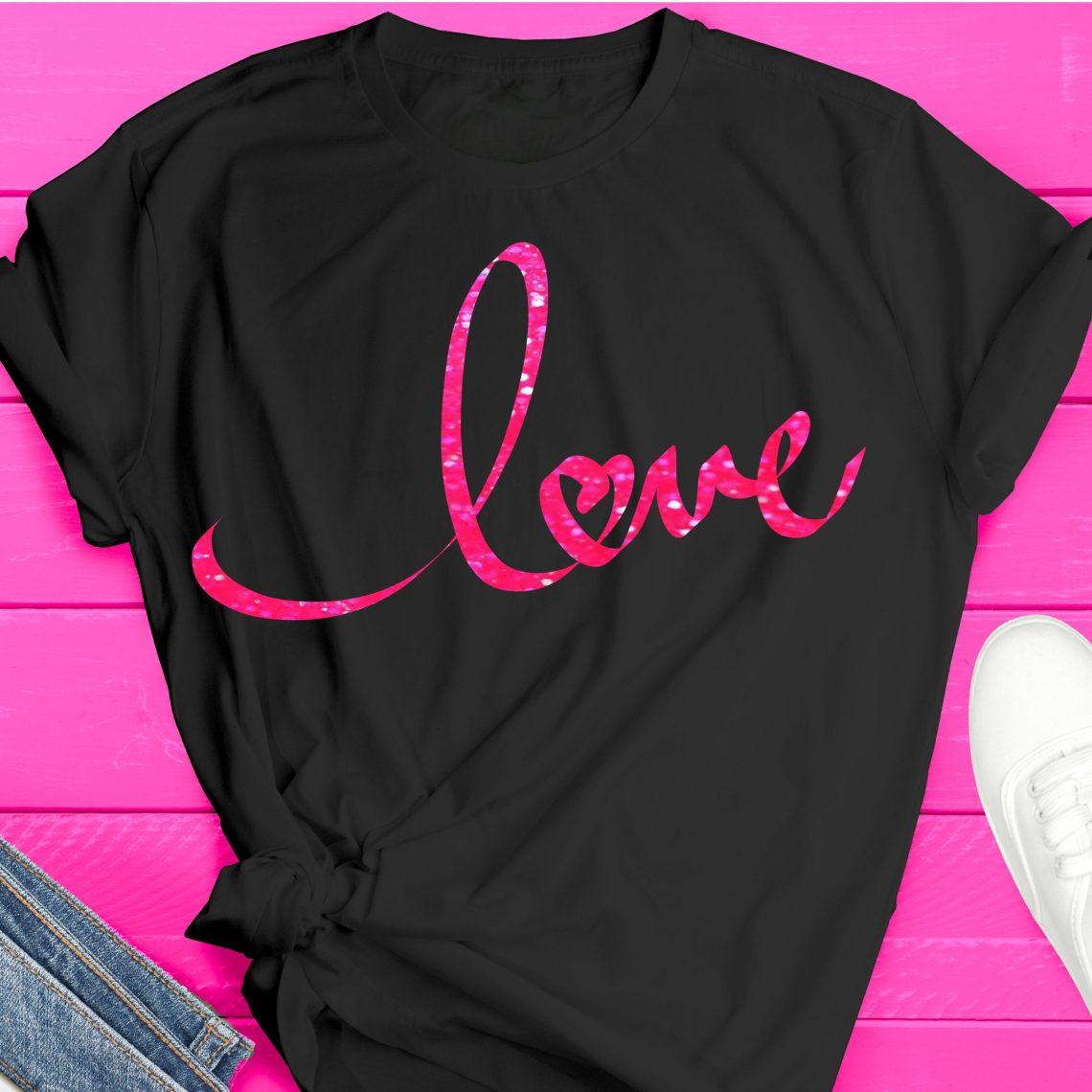 Download calligraphy love svg, love svg,Valentine svg,Valentines ...