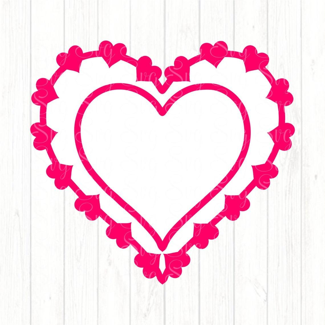 Download I Love It Heart Monogram svg,Valentine svg,Heart svg ...