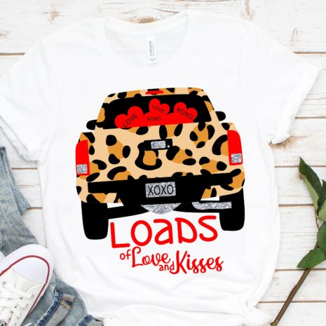 Download loads of love truck svg, eps, dxf,Files for Cutting ...
