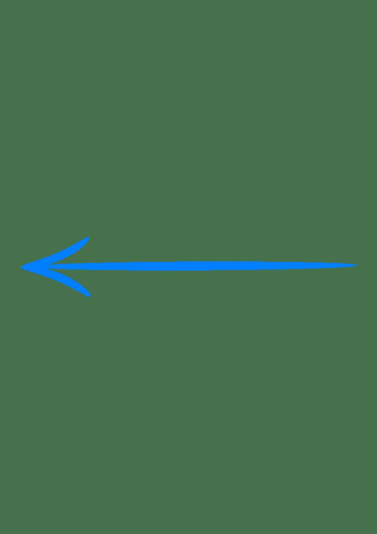 Download Simple Left Arrow Free SVG File - SvgHeart.com