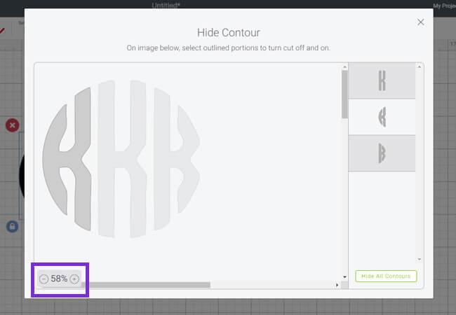 circle-monogram-cricut-design-space