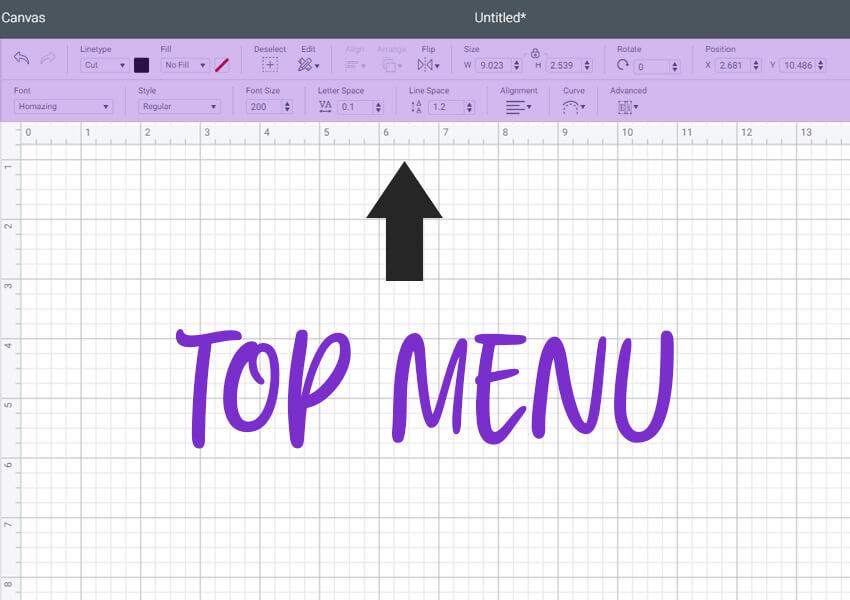 top-menu