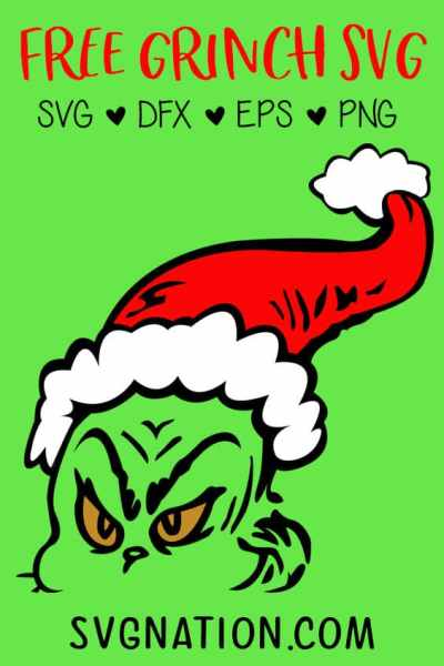 free-grinch-face-svg