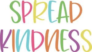 Spread Kindness SVG