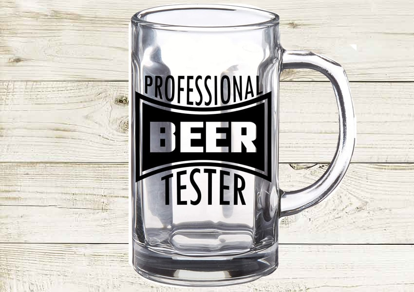 Professional Beer Tester SVG