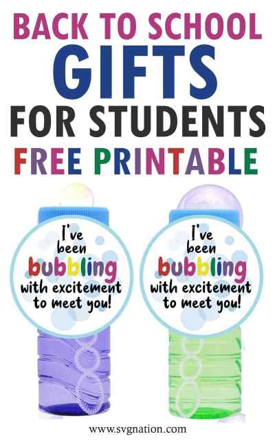 Back to School Gifts for Students