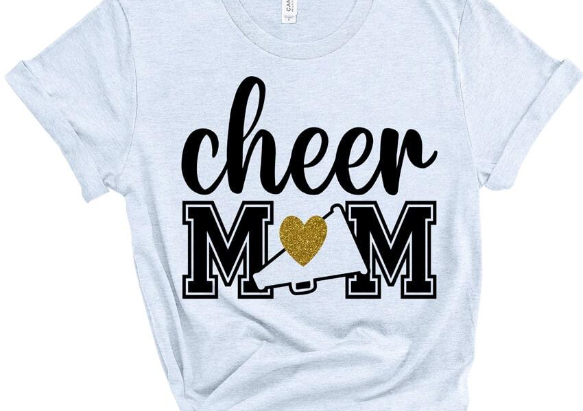 Cheer Mom SVG Download