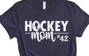 Hockey Mom Free SVG