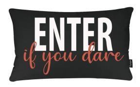 Enter if You Dare SVG Cut File