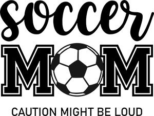 soccer mom free svg