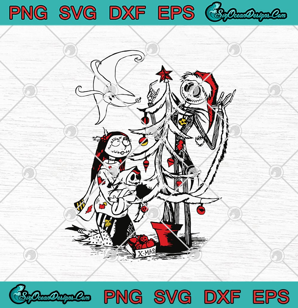 I just wish there was sally with just her face like jack. Jack Skellington And Sally The Nightmare Before Christmas Funny Halloween Svg Png Eps Dxf Cricut File Silhouette Art Svg Png Eps Dxf Cricut Silhouette Designs Digital Download
