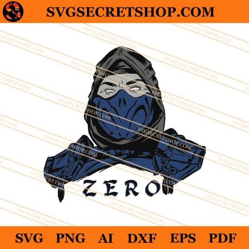 Sub-Zero Mortal Kombat SVG