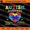 Autism Awareness Accept Understand Love SVG