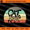 Cat Daddy SVG