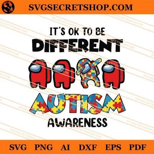 Autism Among Us SVG
